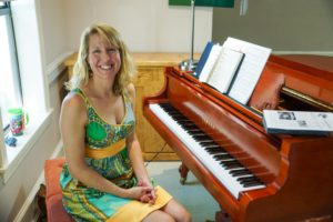 Our Staff - Jodi Blount - Pianist and Choir Director