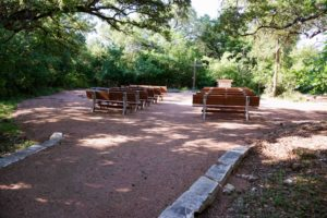 Memorial Outdoor Sanctuary at Cedar Park First United Methodist Church