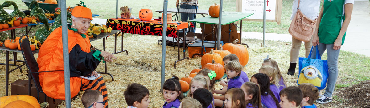 Pumpkin Patch Storytime